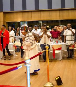 Evening of cultures Balderas show genet