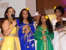 Evening of cultures balderas show girls