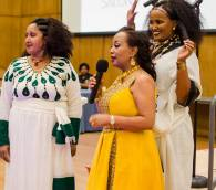 Evening of cultures EthioHair Models2017