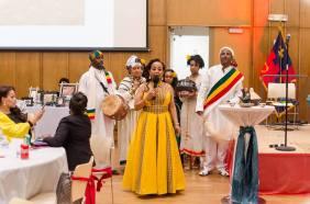 Evening of Cultures Fairland Balderas team 2017