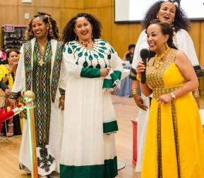 Evening of Cultures Hair show2017