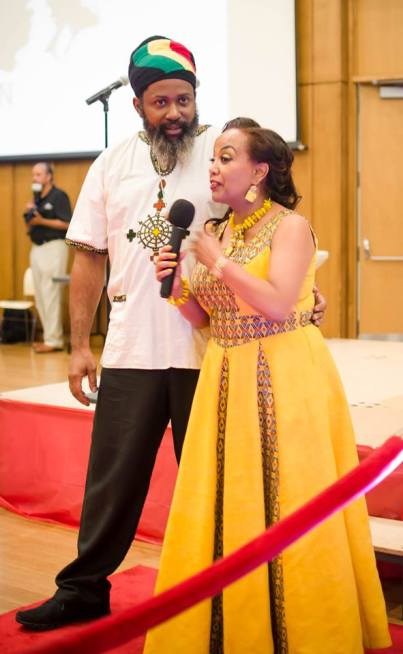 Evening of cultures with Hairstyllist Nazz Kelly 2017